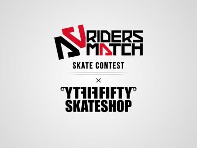 Riders Match Skate Contest – Record SNSM 2013