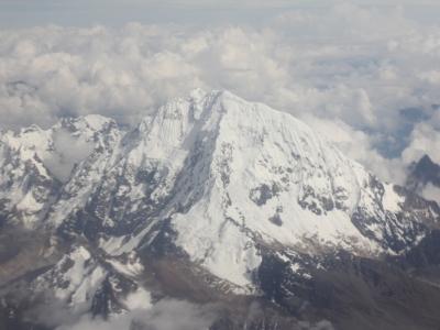 Peruvian higth mountains