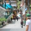 Aguas Caliente streets