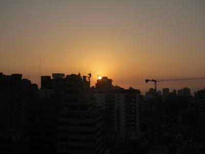 Sunset – Miraflores