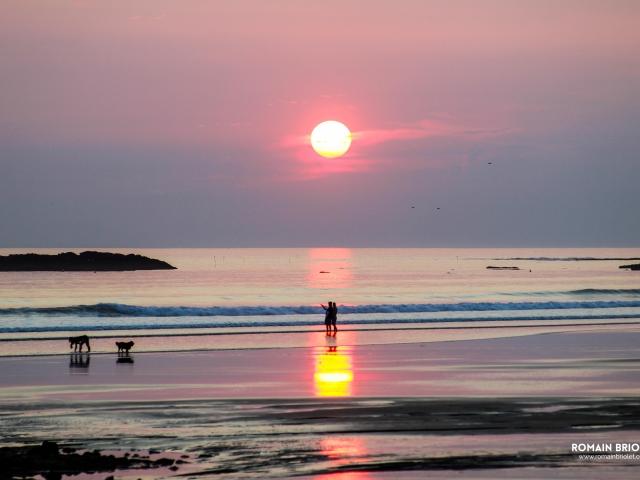 Sunset – Brétignolles