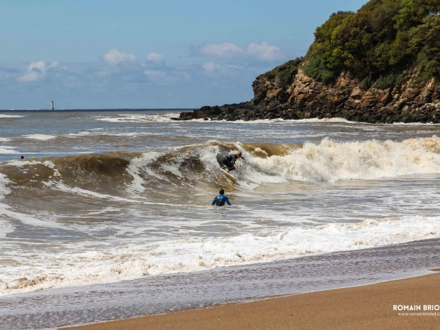 Surfer – La Courance, France