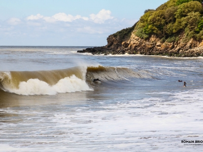 Bodysurfer – La Courance, France