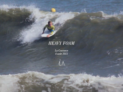 HEAVY FOAM