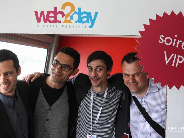 Web2day 2015 – Soirée VIP