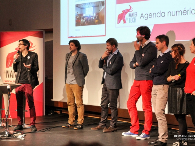 Conférence Nantes Tech