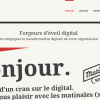 New community: I am part of Matinale Digitale