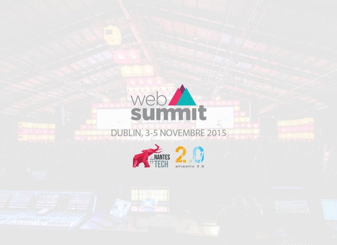 Délégation Nantes Tech au Web Summit 2015