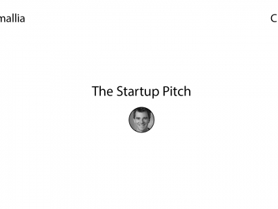 The Startup Pitch on line course by Chris Lipp – Formallia
