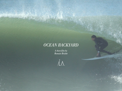 New film: Ocean Backyard