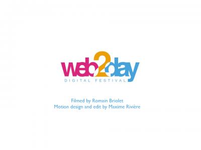 Teaser Web2day 2016
