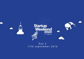 Startup Weekend Nantes #7 (2016) – Day 2