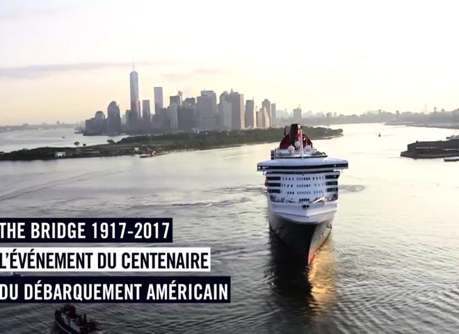 Ville de Nantes – The Bridge 1917-2017, l'événement du centenaire