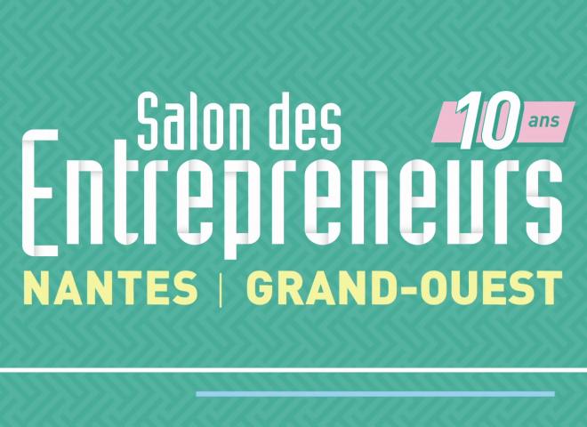Salon des entrepreneurs Nantes 2017