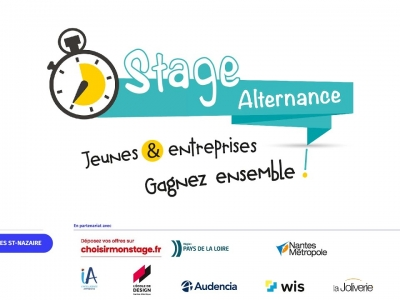 CCI Nantes St-Nazaire – Jeunes et entreprises, gagnez ensemble !