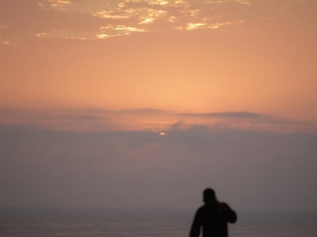 Miraflores sunset