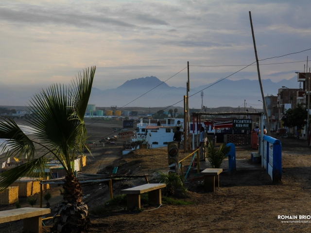 Chicama mornings lights