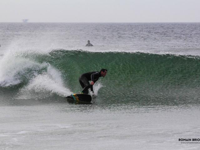 Stéphane James – Lobitos, Peru