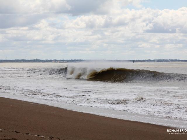 Shorebreak – La Courance, France