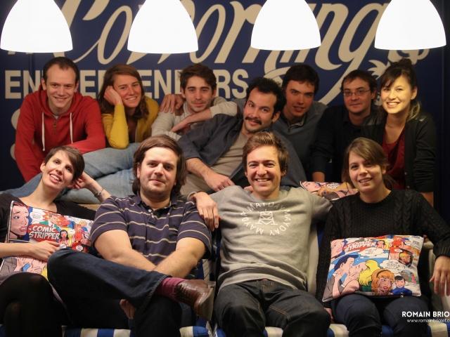 Ornikar team