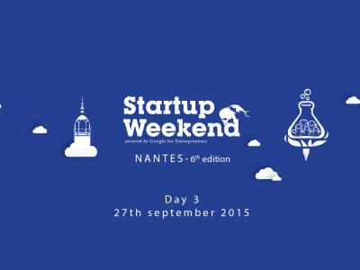 Startup Weekend Nantes #6 (2015) – Day 3