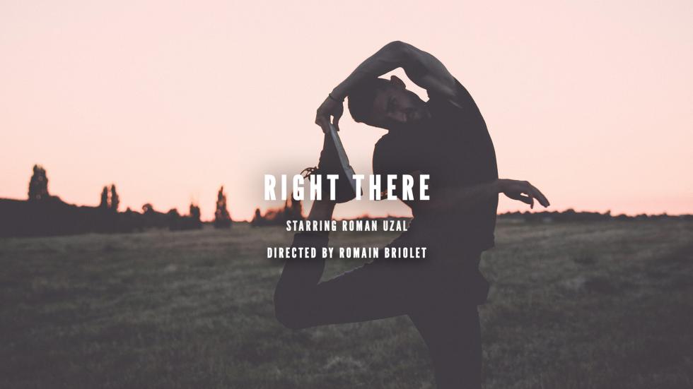New film: Right There – Roman Uzal