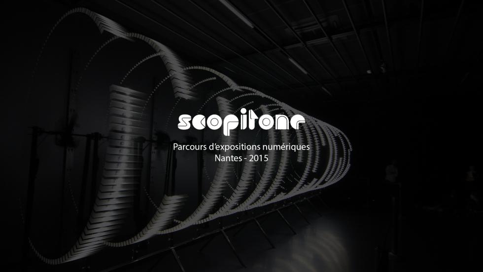 New film: Scopitone 2015 – Parcours d'expositions numériques