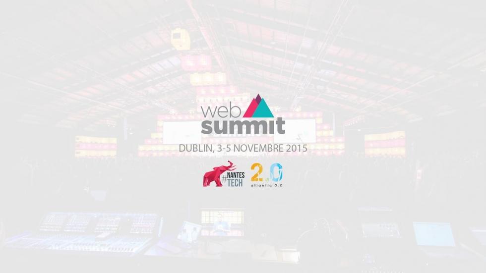 New film: Nantes Tech delegation at the Web Summit 2015