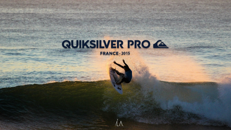 New film: Quiksilver Pro France 2015 – Highlights
