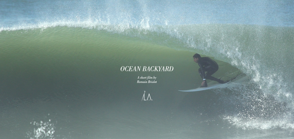 New film: Ocean Backyard
