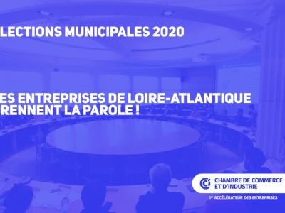 CCI Nantes St-Nazaire – Elections Municipales 2020